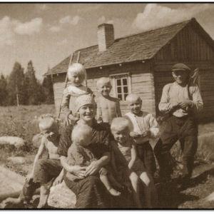 Laura Kolbe torppariperhe perhe torppa köyhyys