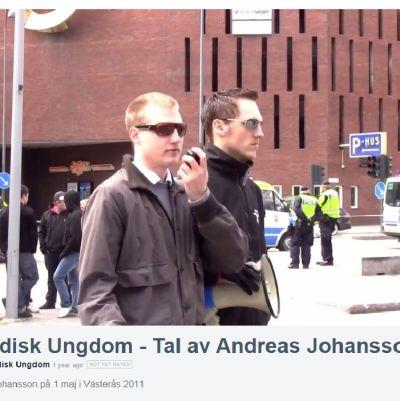 Vårdös nya kommundirektör Andreas Johansson.
