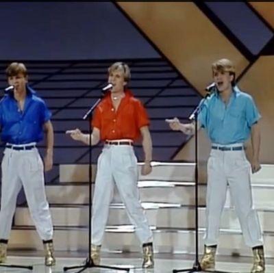 Svenska Herreys vann Eurovisionen år 1984.