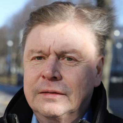 Raumos stadsdirektör Kari Koski.
