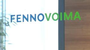 Bild på Fennovoimas logo.