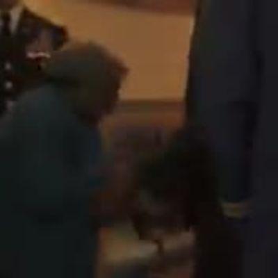 Uutisvideot: 106-vuotias Virgia McLaurin tanssi ilosta päästyään Valkoiseen taloon