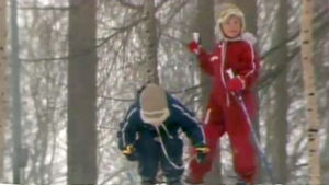 Barn åker skidor, YLE 1985