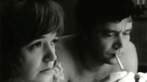 Samtal i sängen (Elina Salo och Ulf Töhrnroth), 1969