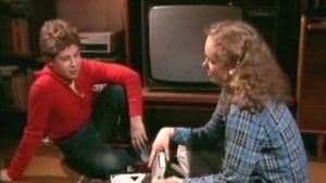 Om videovåld i Söndagsöppet, 1984