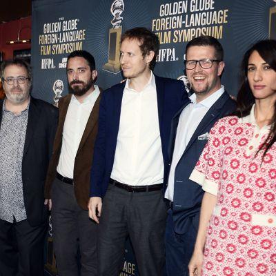 Jaco Van Dormael, Pablo Larraín, Laszlo Nemes, Klaus Härö ja Deniz Gamze Ergüven.
