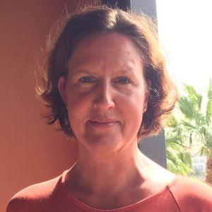 Harriet Strandvik.
