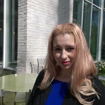 Sociologen och forskaren Karin Creutz