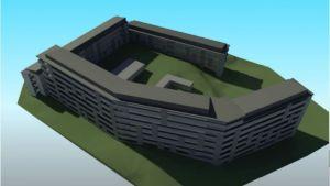 Planerad bunker i Gröndal