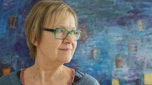 Kirjailija Tua Forsström