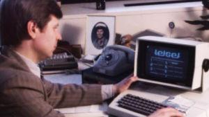 Mies ja tietokone