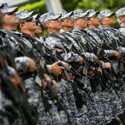 El Salvadorin poliisivoimat ovat saaneet uusia keinoja puuttua jengiväkivaltaan.