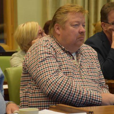 Porin kaupunginvaltuutettu Martti Lundén (Lunden) (sd.)