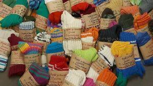 villasukkia joululahjaksi