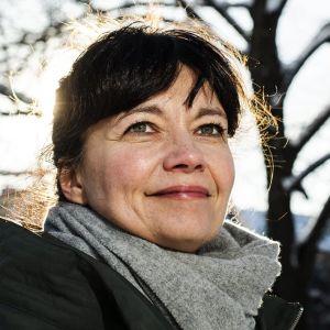 Kirsi Piha och Hanna Gullichsen. Bildmontage.