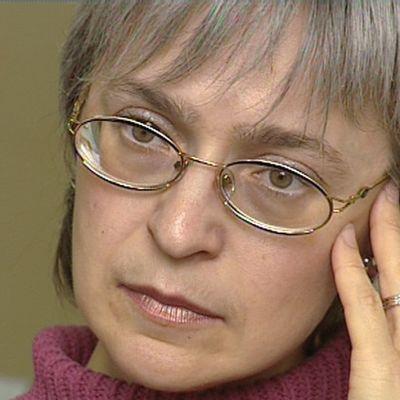 Anna Politkovskaja