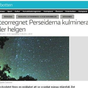 Årets mest lästa på Yle Österbottens webb.
