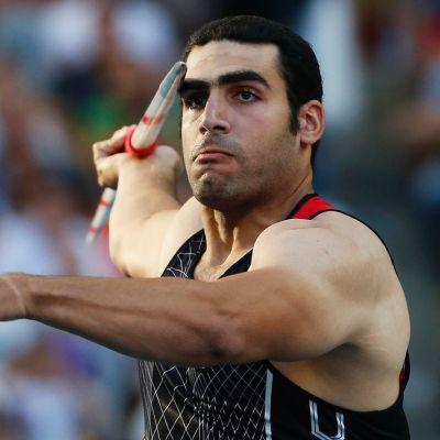Ihab Abdelrahman kuvassa