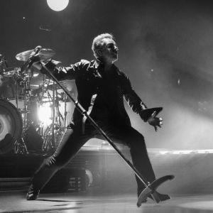 U2 Pariisissa 7.12.2015