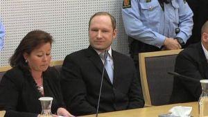 Breivik i rätten i februari