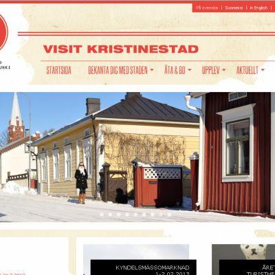 Kristinestad satsar på att marknadsföra trähus- och cittaslowstaden.