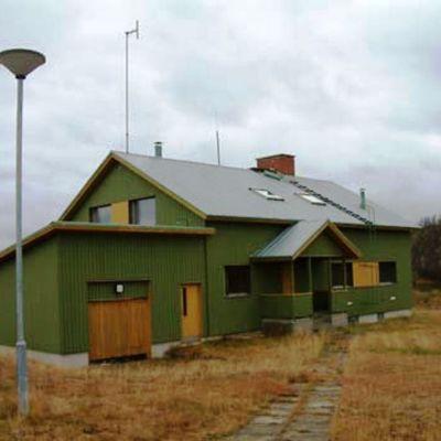 Munnikurkkion rajavartioaseman päärakennus