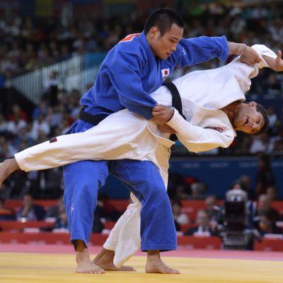 Shavdatuashvili judo, 66kg