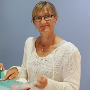 Johanna Sallinen, sakkunnig i språkutvecklande verksamhet, Folkhälsan