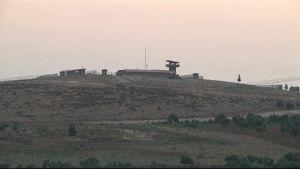 Gränsen mellan Turkiet och Syrien