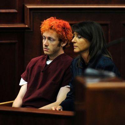 James Holmes mördade 12 personer i en biograf i Denver, Colorado i juli år 2012.