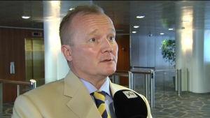 Bengt Westerholm, vd och styrelseordförande för Beweship.