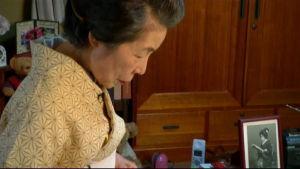 Japans äldsta geisha