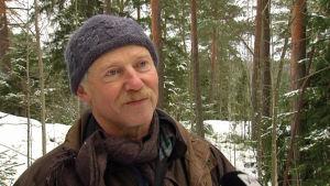 Jörgen Palmgren, fågelskådare