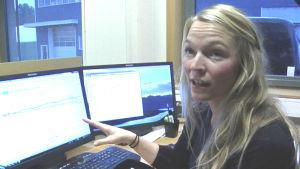 Geolog Ingrid Skrede
