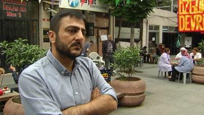 Evrensels chefredaktör Vural Nasuhbeyoğlu