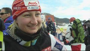 Tanja Poutiainen, alpin skidåkare
