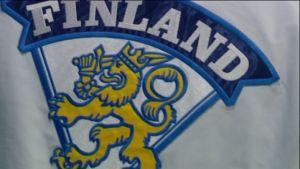ishockeylejonens logo, vm 2009
