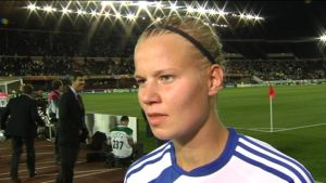 Maija Saari, damlandslaget