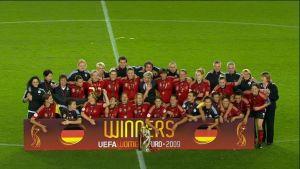 Tyskland tog femte