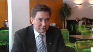 Riksdagsman Thomas Blomqvist (SFP)