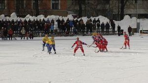 HIFK-OLS final i bandy 2010