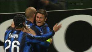 Inter Milan firar