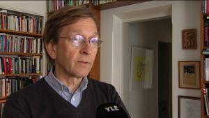 Professor i folkrätt Martti Koskenniemi
