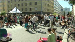 Kvartersfest i Berghäll 2012