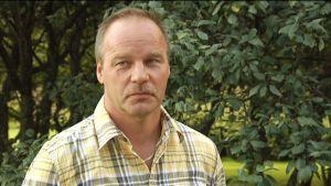 Ari Puolakoski  är ordförande för Borgå jaktvårdsförening
