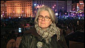 Kerstin Kronvall i Kiev