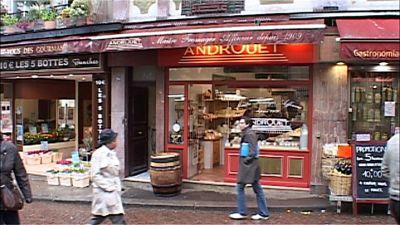 Osthandel i Paris