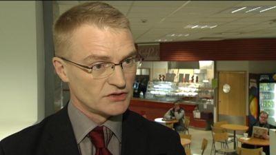 Professor Henrik Meinander
