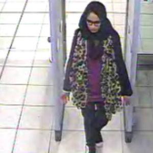 Shamima Begum, brittisk flicka som åkte till Syrien och anslöt sig till IS