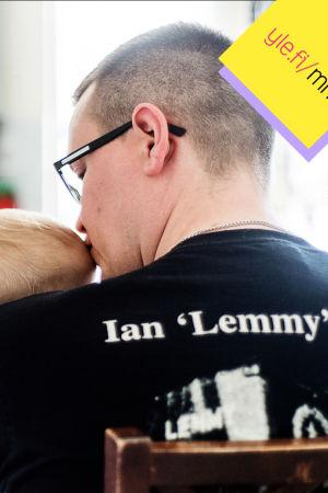 Ismo ja Lemmy Laakkonen. Pääkuva MHL.
